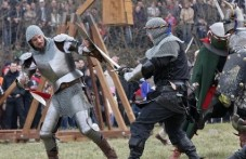KNIGHTS TOURNAMENT - MIDDLE AGES IN CROATIAN ZAGORJE, 10.06.2017.