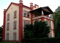DRASKOVIC CASTLE OR VILLA MARGOLD, SLATINA