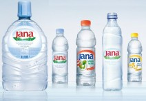 NATURAL SPRING WATER JANA