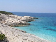 PROIZD ISLAND - BEACH OF THE YEAR OF CROATIAN ADRIATIC IN 2007.