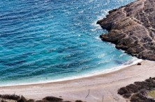 NATURAL BEACHES FROM PUNAT TO OLD BAŠKA, ISLAND OF KRK