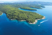 DUNDO FOREST, ISLAND OF RAB