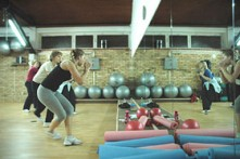 FITNESS CENTER SPORT LIFE, OTOK RAB